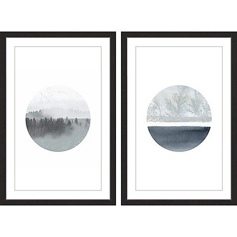 Marmont Hill Two Views Diptych Wall Art Diptych Wall Art Diptych Diptych Art