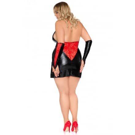 Kragen Chemise Plus Size - Burlesque-Dessous.de