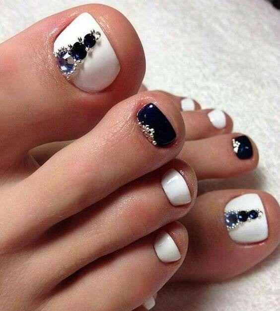 41+ Nail art unghie dei piedi trends