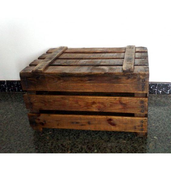 Caixa Envernissada - fruitbox