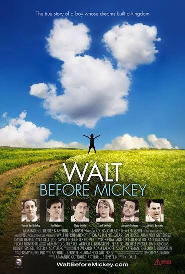 Walt before Mickey is it coming to theaters or DVD?