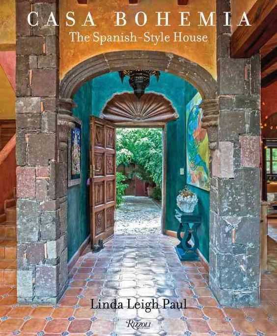 A celebration of the uniquely vibrant architecture and interiors of classic and new Spanish-style houses in the southwestern and southern United States, Mexico, and Spain. Casa Bohemia showcases a col                                                                                                                                                     More