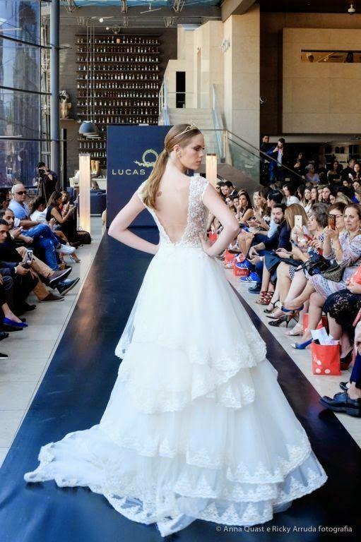 Desfile Lucas Anderi - Casamoda Noivas 2015