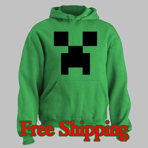 Creeper hoodie youth