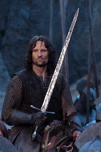 Aragorn   Aragorn II. – Der Herr der Ringe Wiki – Alles über Tolkiens ...