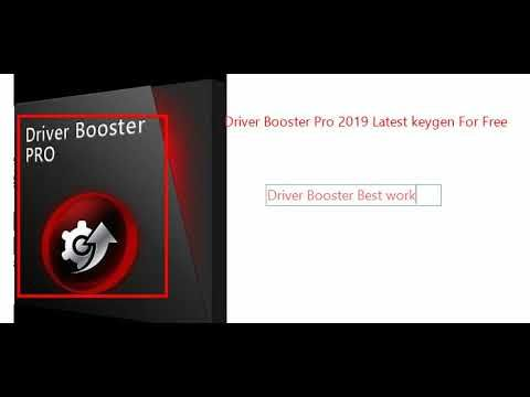 driver booster 6.0.2 license key