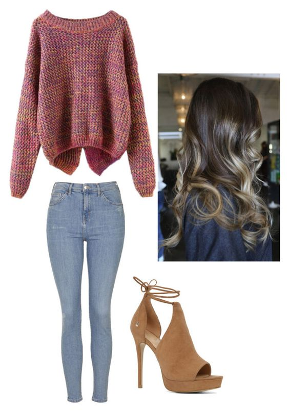 """""""Untitled #164"""" by jestinalewis on Polyvore featuring Topshop and ALDO"""