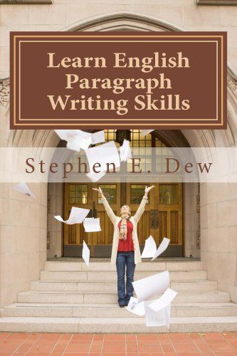 Academic writing, Paragraph writing and Writing skills on Pinterest