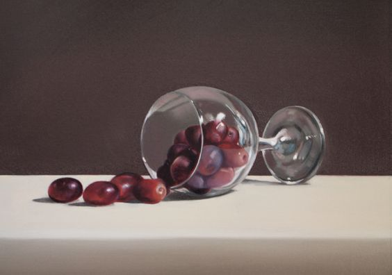 Assemblage, still life painting by Mike Skidmore