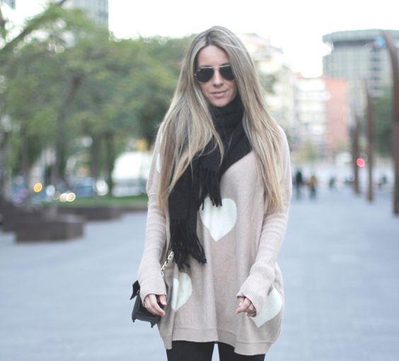 Blog Moda | Diario de estilo de Mónica Sors: LONG AND COZY