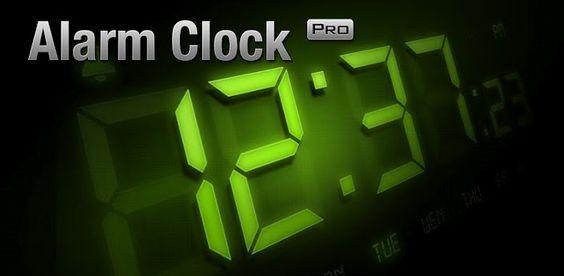Alarm Clock Pro v1.1.1 APK https://goo.gl/9JYXYP