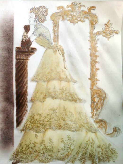 illustrazioni | SantangeloCollezioni – Bride | Haute Couture | Prèt-à-couture