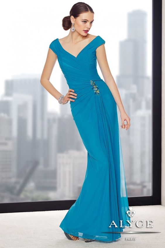 Mother of the Bride | Jean de Lys Dress Style #29709 | Fall 2014