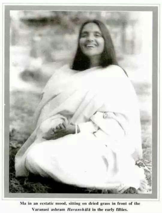 Mâ Ananda Moyî  .......La Mère Divine incarné....... D5cb81751cb3c49a13ddb5c7aac8e171