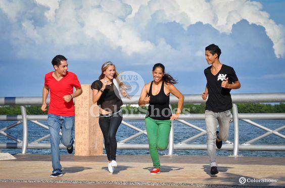 ColorShoes. Visítanos en www.colorshoes.com.mx
