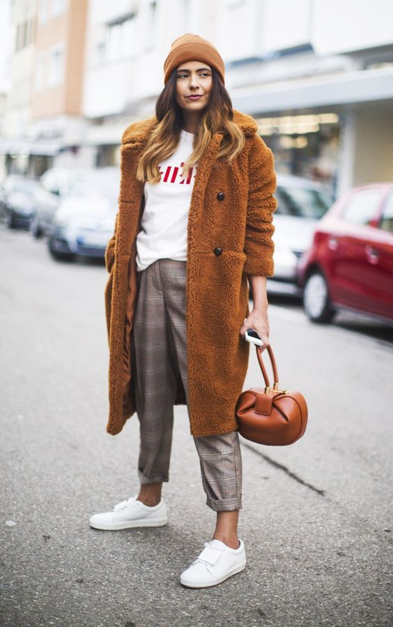 Best Outfits Of 2017 | Part I: Relaxed Minimal Fall Winter Style