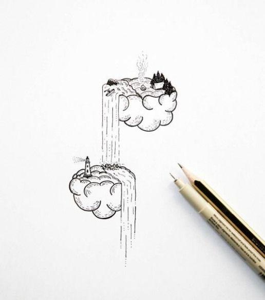 Interiordesign Interior Design Drawings Illustrations D Encre