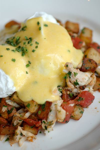 South City Kitchen S Crab Hash South City Kitchen Cooking