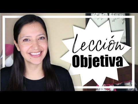 Que Es Y Cómo Dar Una Con Ejemplo Youtube Clase Dominical Para Niños Lecciones Objetivas Dinamicas De Grupo Divertidas