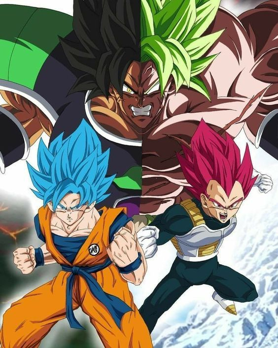 Assistir Dragon Ball Super Broly Dublado Online With Images