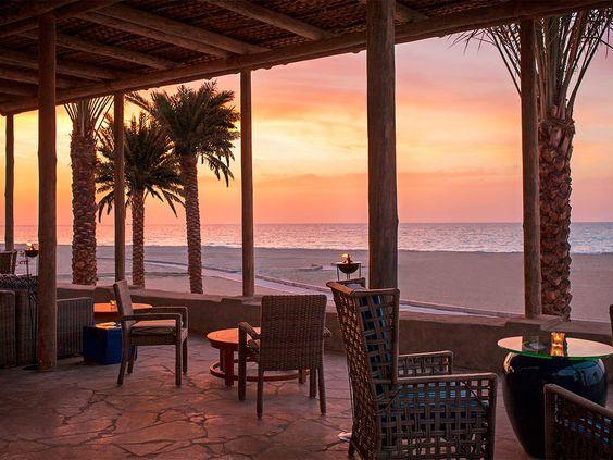 St. Regis Saadiyat Island Resort, Abu Dhabi. Best of the Middle East 2014.