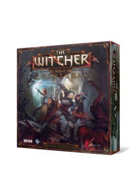The Witcher: El juego de aventuras. 120 minutos aprox. 2-4 jugadores. 52,95€