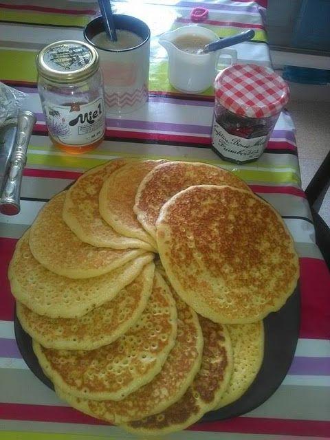 Mams De Deux Bambinos: Recette de Pancakes