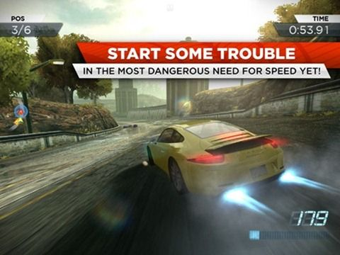 Need For Speed:Most Wanted on iOS and Android - Download now! - TechTxr