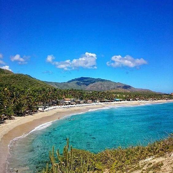 Playa Parguito Isla de Margarita