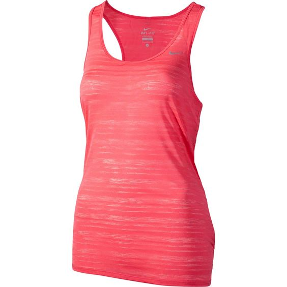 NIKE DRI-FIT TOUCH BREEZE STRIPE DAMEN LAUFTOP - Jetzt online kaufen | RUNNERS POINT