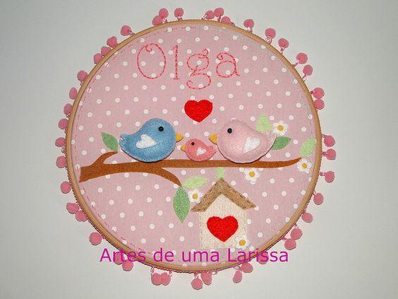 Olga by Artes de uma Larissa, via Flickr