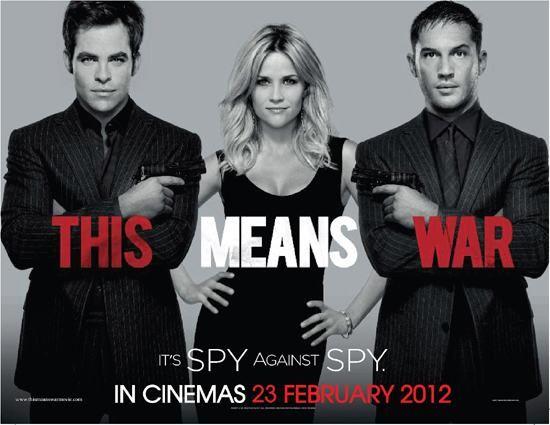 Top Ten Grossing Movies of 2012
