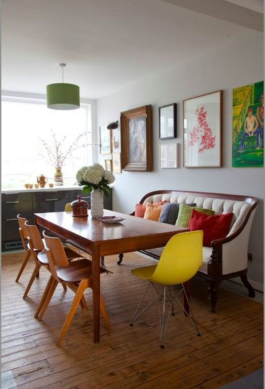 20 Modern Eclectic Dining Room Design Ideas Eclectic Dining