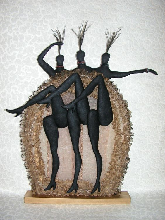 ТЕКСТИЛЬНАЯ СКУЛЬПТУРА ПЕРМСКОГО ХУДОЖНИКА ТАТЬЯНЫ ОВЧИННИКОВОЙ, текстильная скульптура