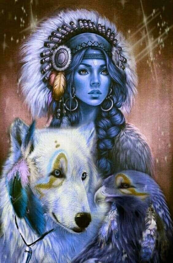 Pin By Nina On Indians Native American Artwork Native American Art Native American Paintings