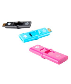 Double-sided USB Stick