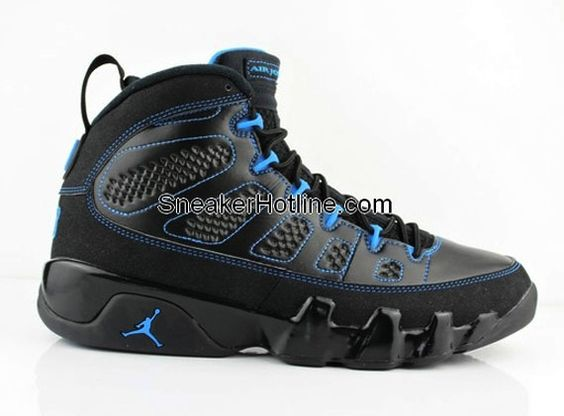 """Air Jordan 9 """"Photo Blue"""". This is a must have."""