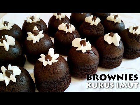 Resep Brownies Kukus Imut Youtube Makanan Resep Cemilan