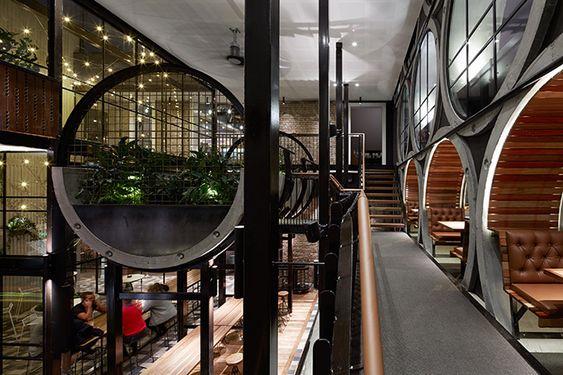 The Prahran Hotel, Melbourne, Australia by Techné Architects: