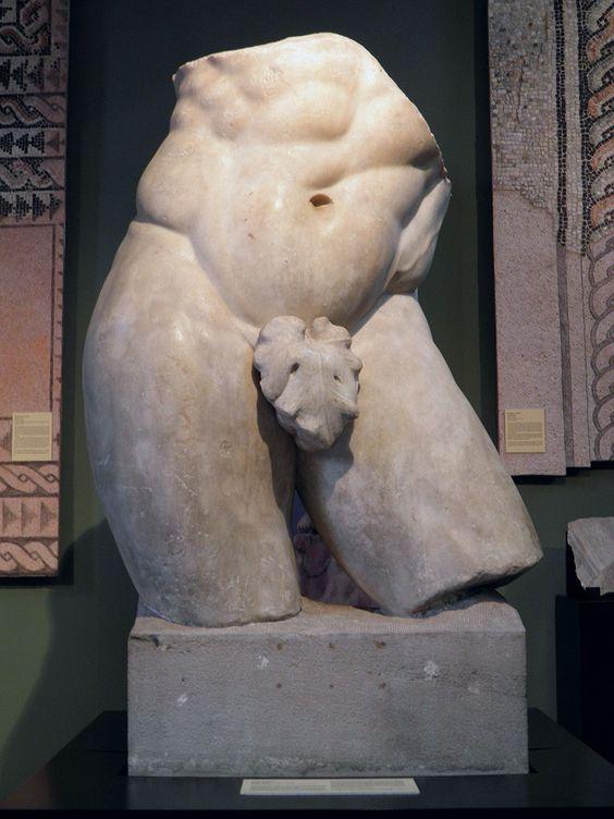 Roman Statue of Hercules