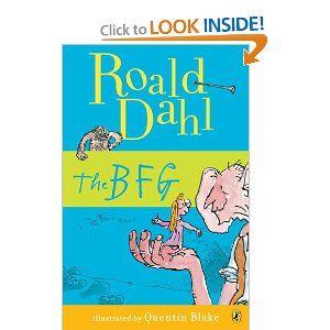 BFG by Roald Dahl (Grade 4)