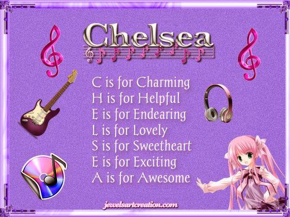 Chelsea | Jewels Art Creation