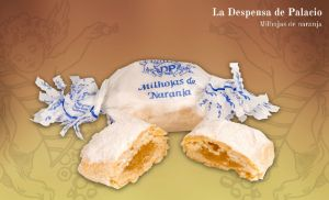 Milhojas de Naranja de la Despensa de Palacio Reservas en Cosasdemalu.es o en facebook.com/cosasdemalu