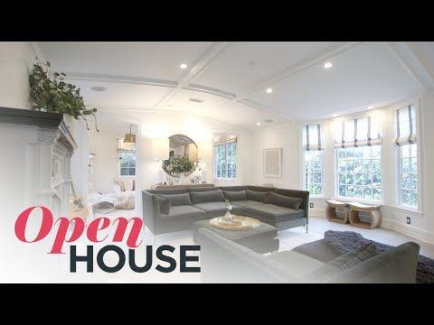 Tour Erin Fetherston S Serene White Unfussy Yet Elegant Approach To Californ Luxury Living Room Inspiration Interior Design Videos Modern Farmhouse Interiors