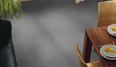 Linoleum dunkelgrau