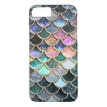 Luxury silver Glitter Mermaid Scales iPhone 7 Case  Luxury silver Glitter Mermaid Scales iPhone 7 Case  $40.15  by Flowers_in_Love  . More Designs http://bit.ly/2gvmj1Y #zazzle