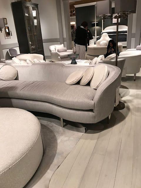 Lisa Mende Design Windsor Smith for Century Furniture at High Point
