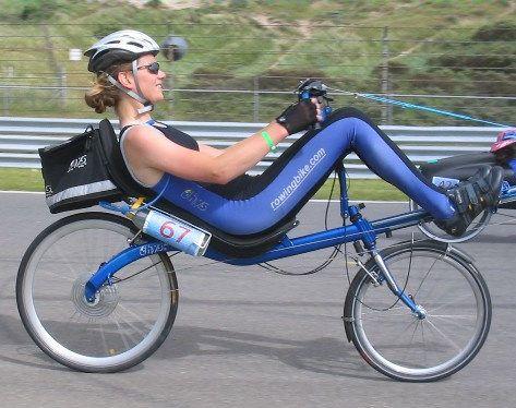 Recumbent Bike 2