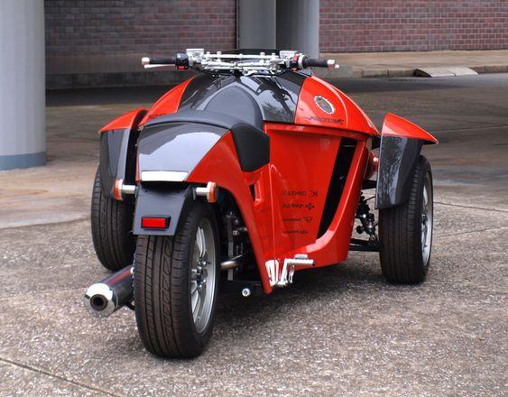 Ouroboros, the reverse trike | Cars Trucks & Motorcycles ...
