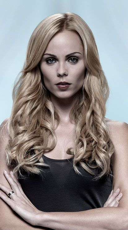 Laura Vandervoort as Elena Michaels (Bitten)